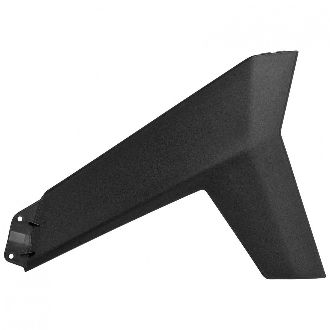 Lower Radiator Scoops Black for Gas Gas Models