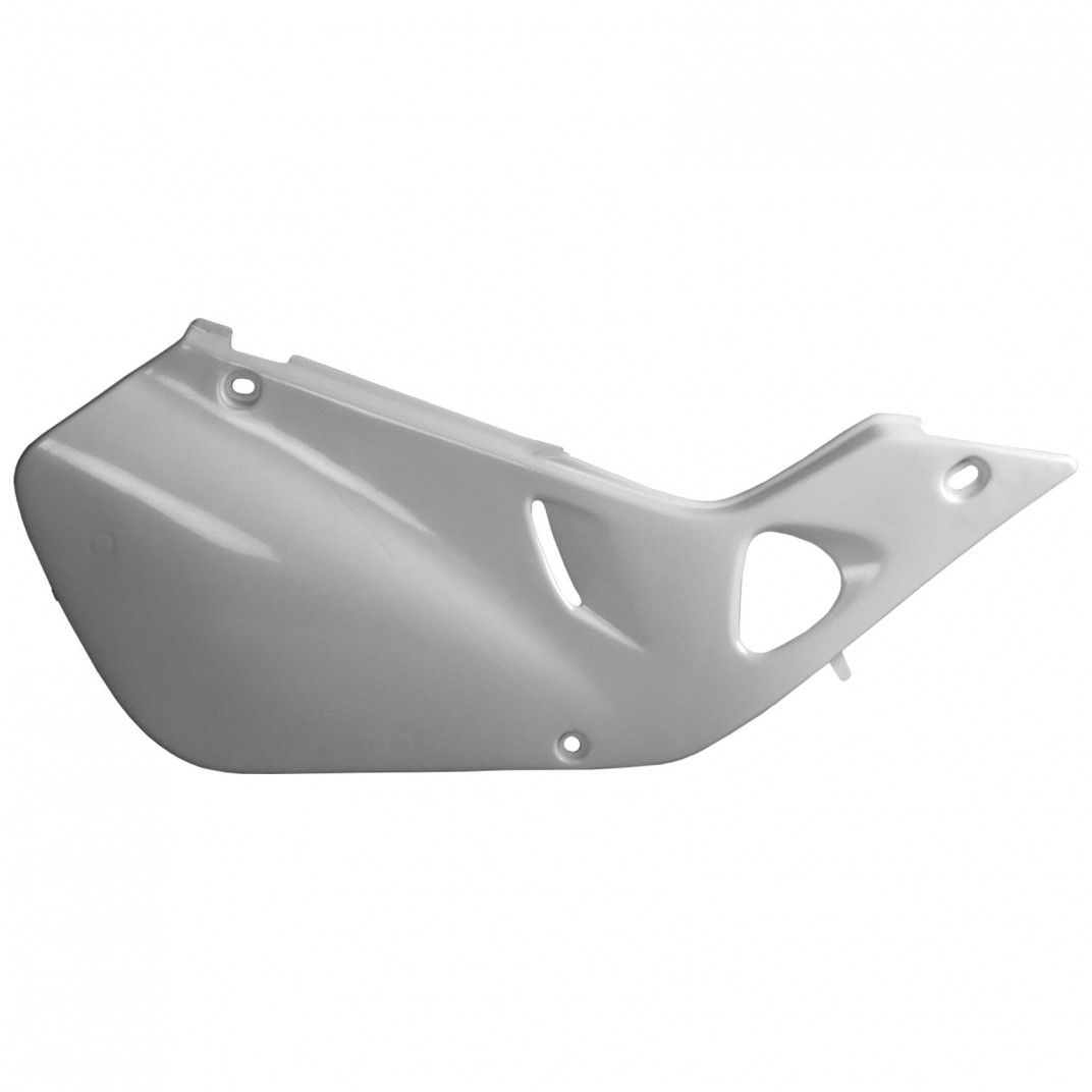 Honda CR125R - Side Panels White - 1998-99 Models