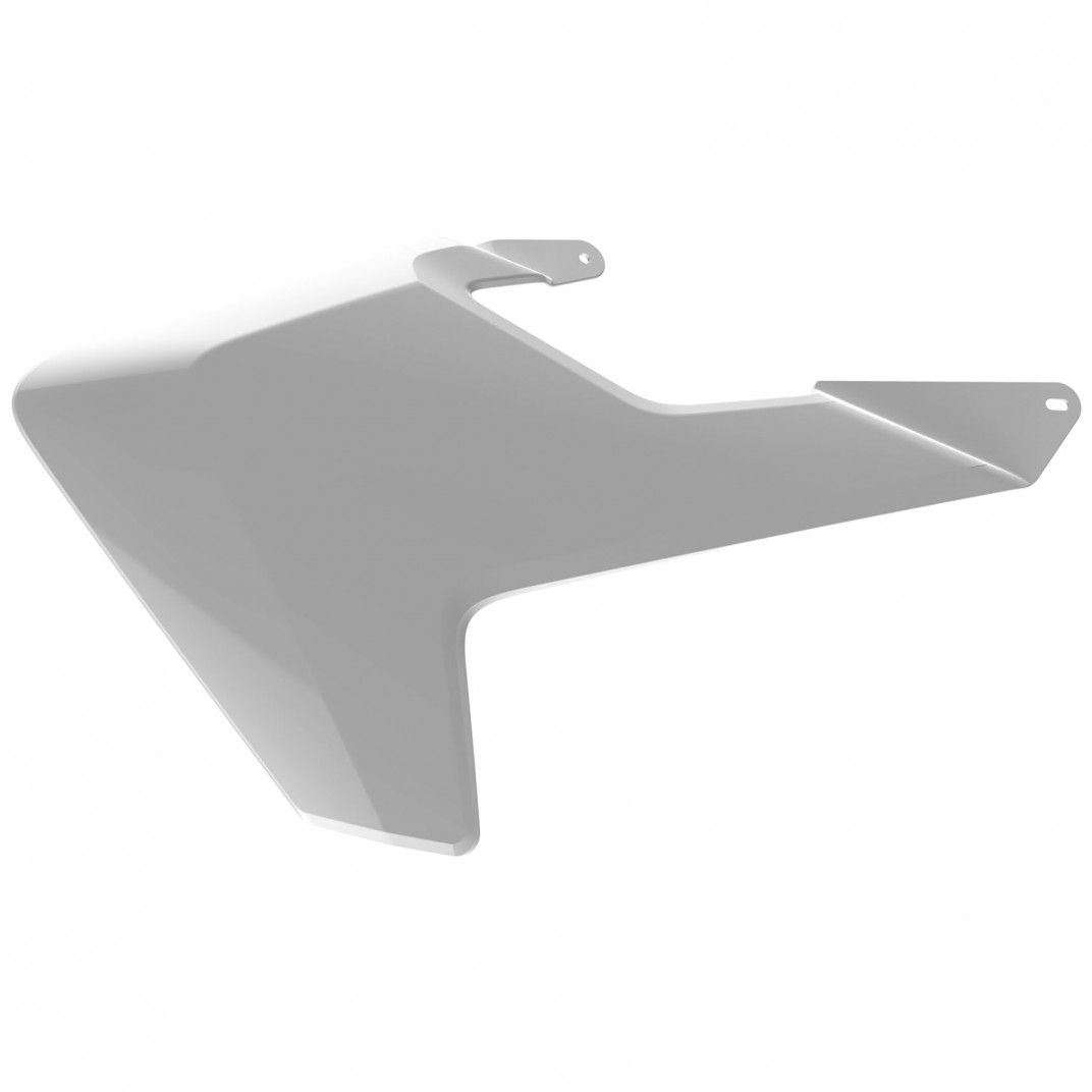 Husqvarna FC - Radiator Scoops White - 2016-18 Models