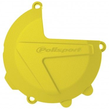 Husqvarna TC250 - Clutch Cover Protection Yellow - 2017-20 Models