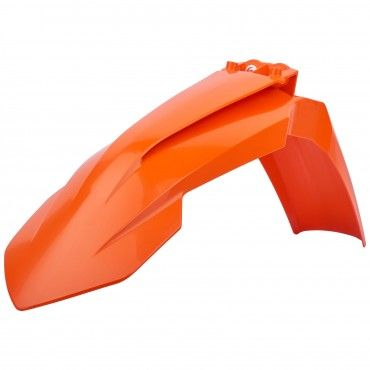 KTM SX,SX-F,XC-F - Front Fender Orange - 2016-20 Models