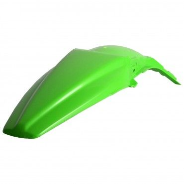 Kawasaki KX250F - Rear Fender Green - 2009-12 Models