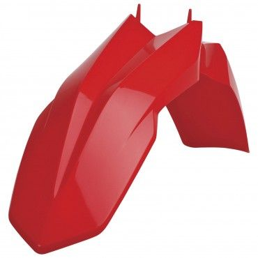 Gas Gas EC125,EC-E125 - Front Fender Red for Gas Gas - 2012-15 Models