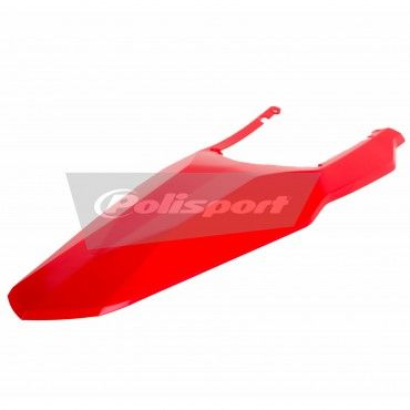 Hinterradkotflügel Rot für Modelles Gas Gas - 2012-17