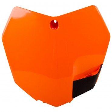 KTM SX,SX-F,XC-F,150 XC,200 XC - Number Plate Orange - 2013-15 Models
