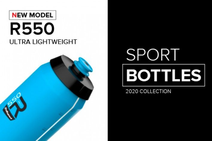 R550 - New Ultralightweight Sport Bottle