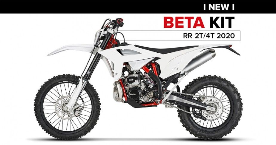 New Replica Plastics for Beta RR 2020