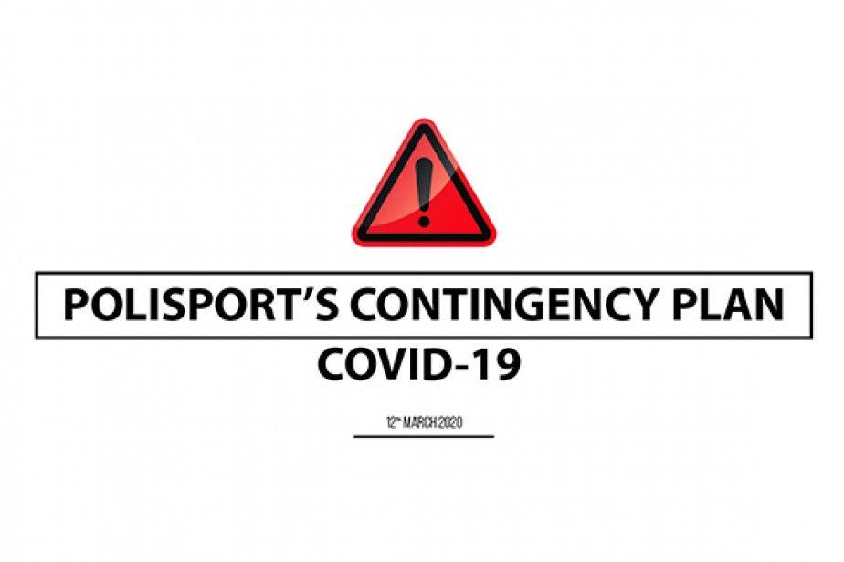 Polisport's Contingency Plan COVID-19
