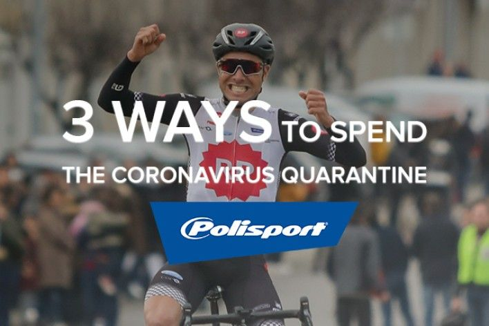 3 Ways to Spend the Coronavirus Quarantine Safe (And Sane)
