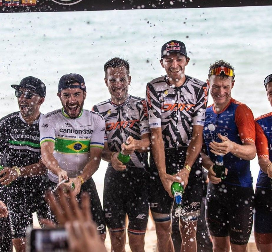 """""""Winning the 10th Edition of Brasil Ride"""" - The Story of Tiago Ferreira"""