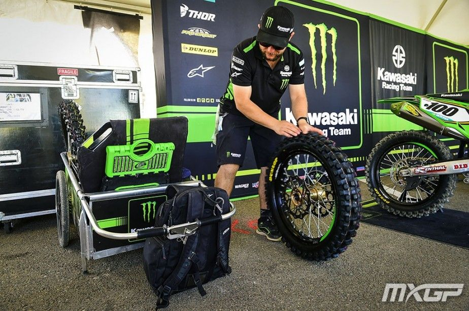 Behind the Scenes with Antoine Cancian from Monster Energy Kawasaki Racing Team