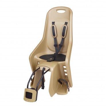 Bubbly Maxi Plus FF - Cadeira para Bicicleta de Fixação ao Quadro Dourado