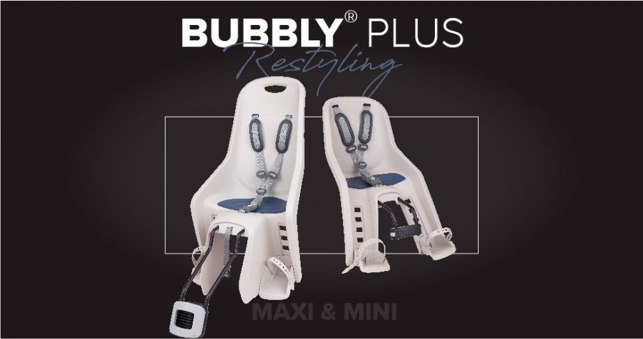 New Bubbly Restyling is Now Available