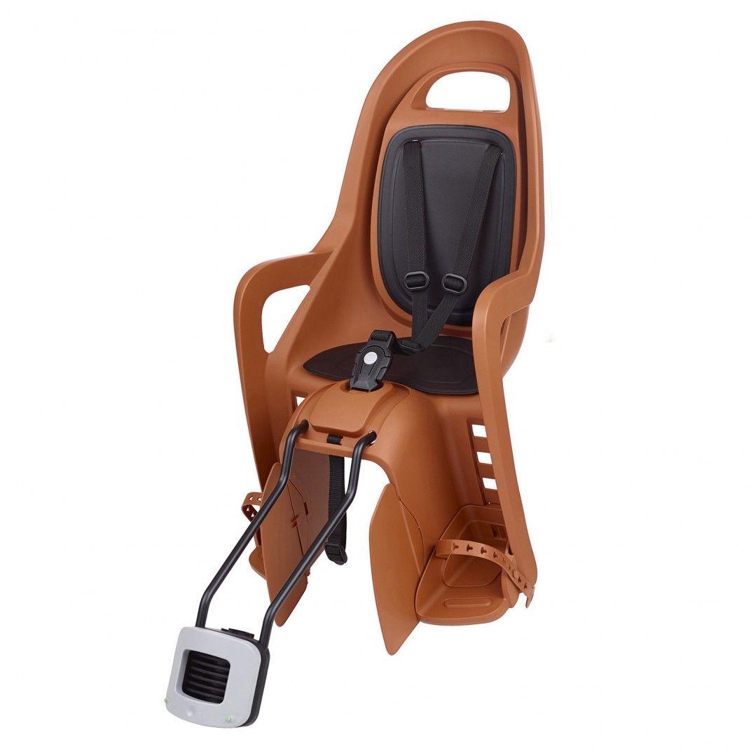 Groovy 29'' - Kindersitz Karamellbraun und Schwarz für kleine Rahmen und 29er