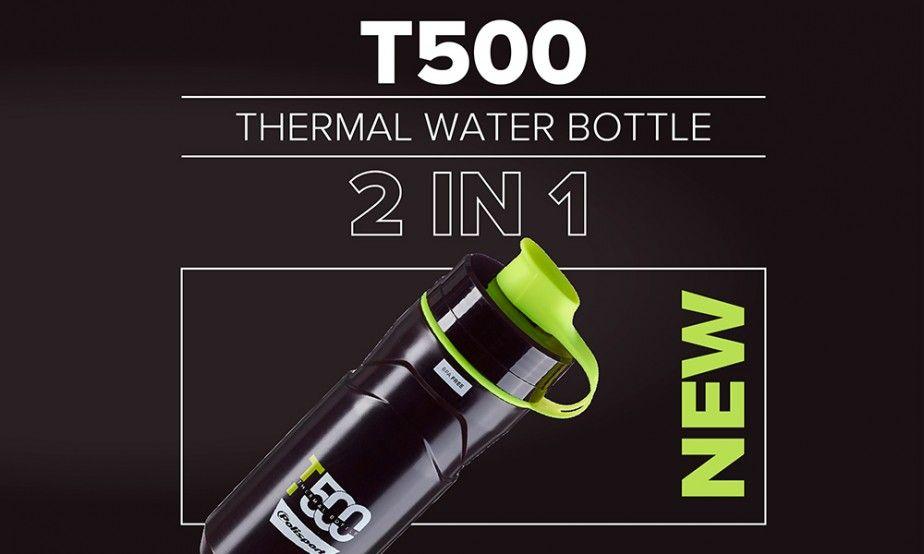 T500 - New Polisport Thermal Water Bottle 500 ml