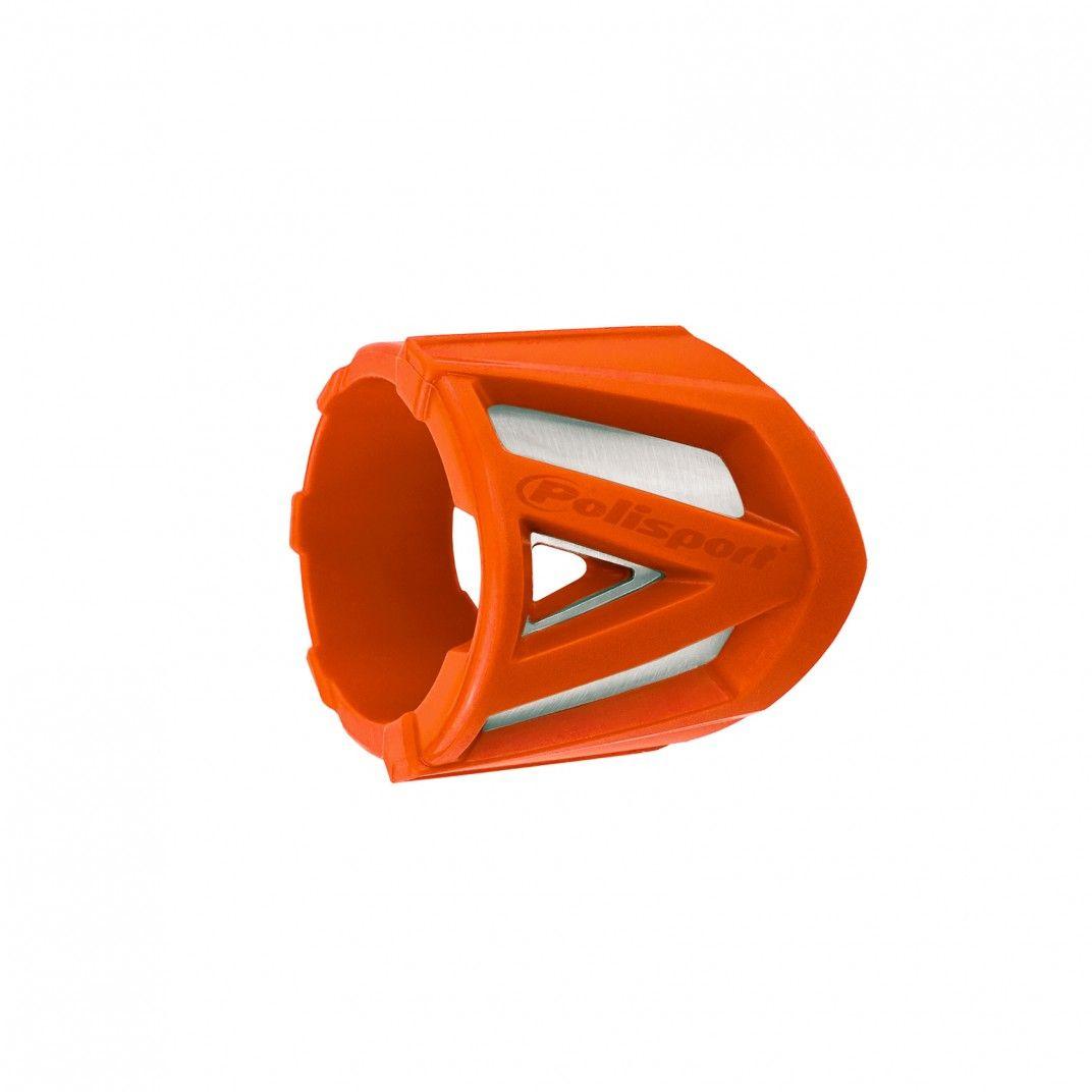 Protetor de Escape Laranja (340-400 mm/13.4-15.7 in)