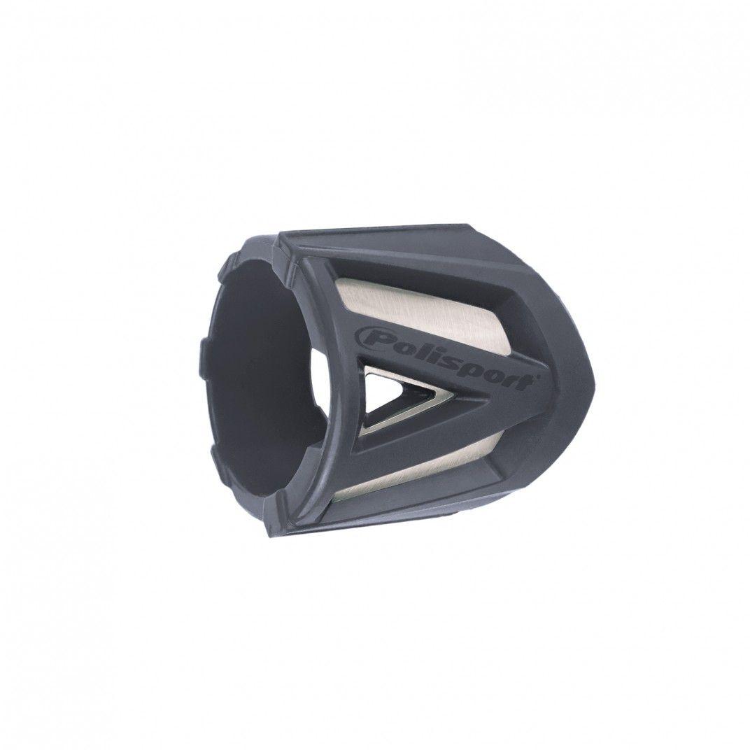 Silencer Protector Nardo Grey (340-400 mm/13.4-15.7 in)