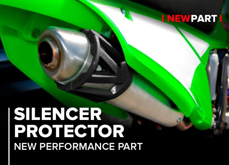 Polisport Silencer Protector - New Performance Part