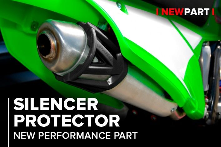 Polisport Silencer Protector - New Performance Part