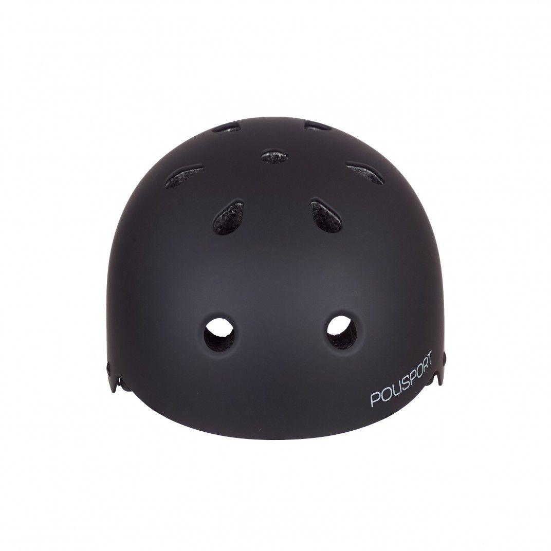 Urban Pro - Urban Bicycle Helmet Black