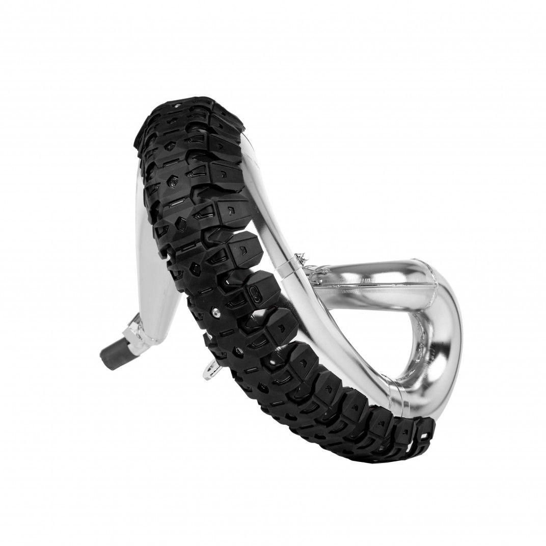 Armadillo - 2 Strokes Pipe Guard Black