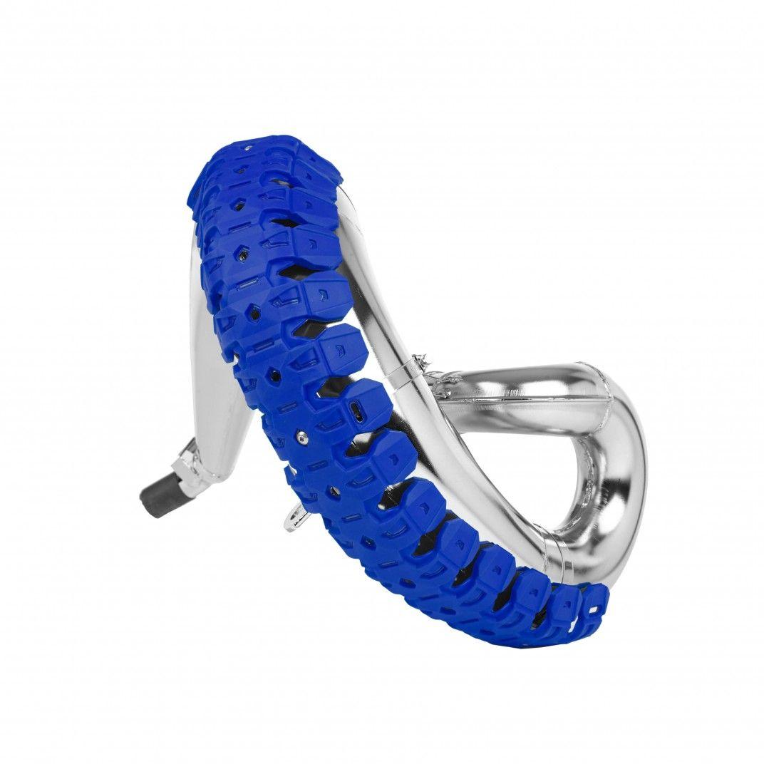 Armadillo - 2 Strokes Pipe Guard Blue