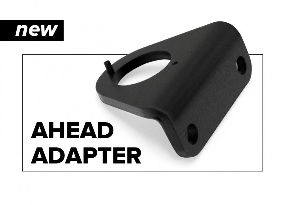 Polisport releases Ahead Adaptor for front child bike seats