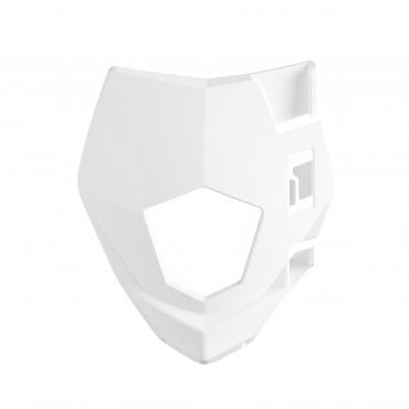 Rieju MR250/300 - Headlight Mask White - 2021 Models