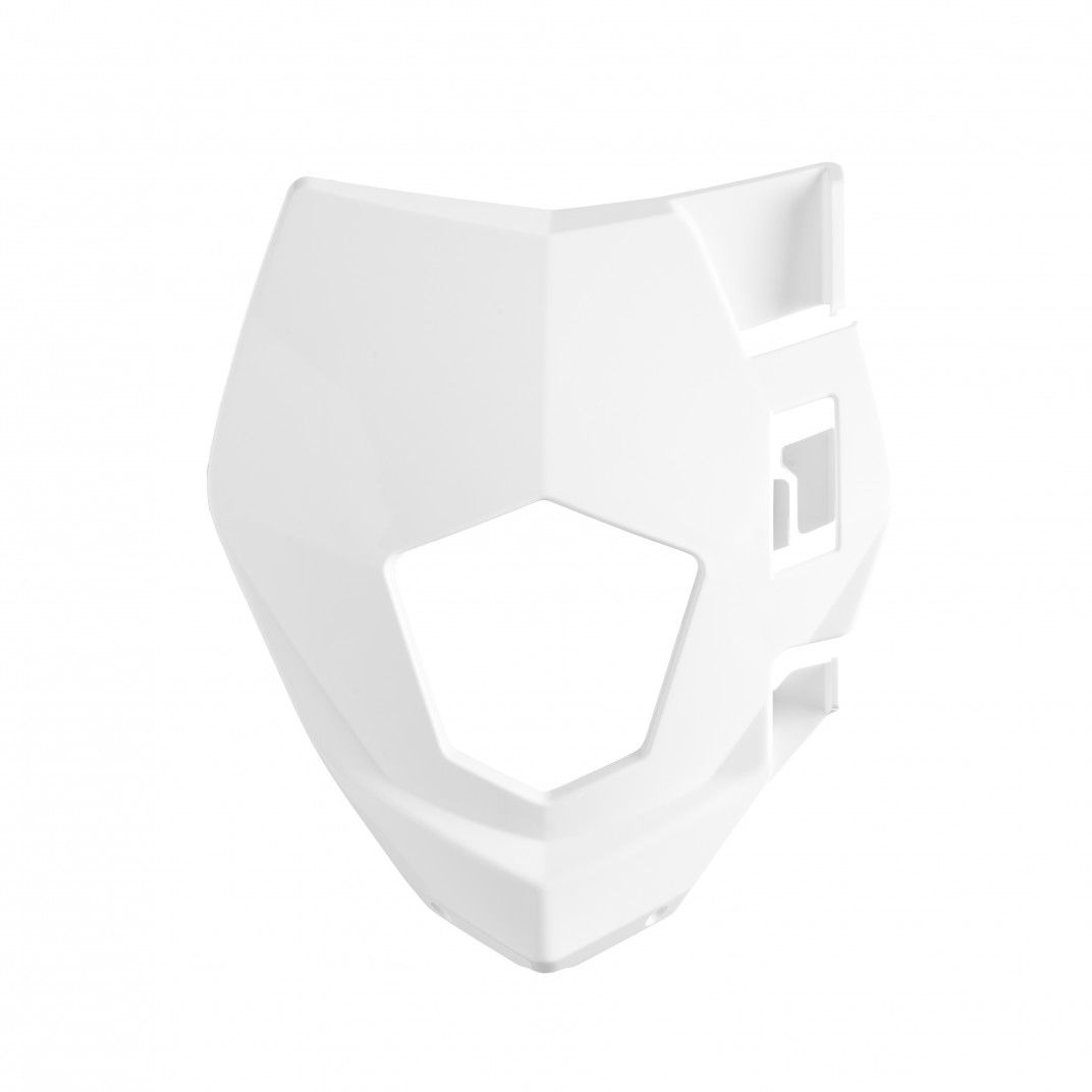Gas Gas EC250/300 - Headlight Mask White - 2018-20 Models