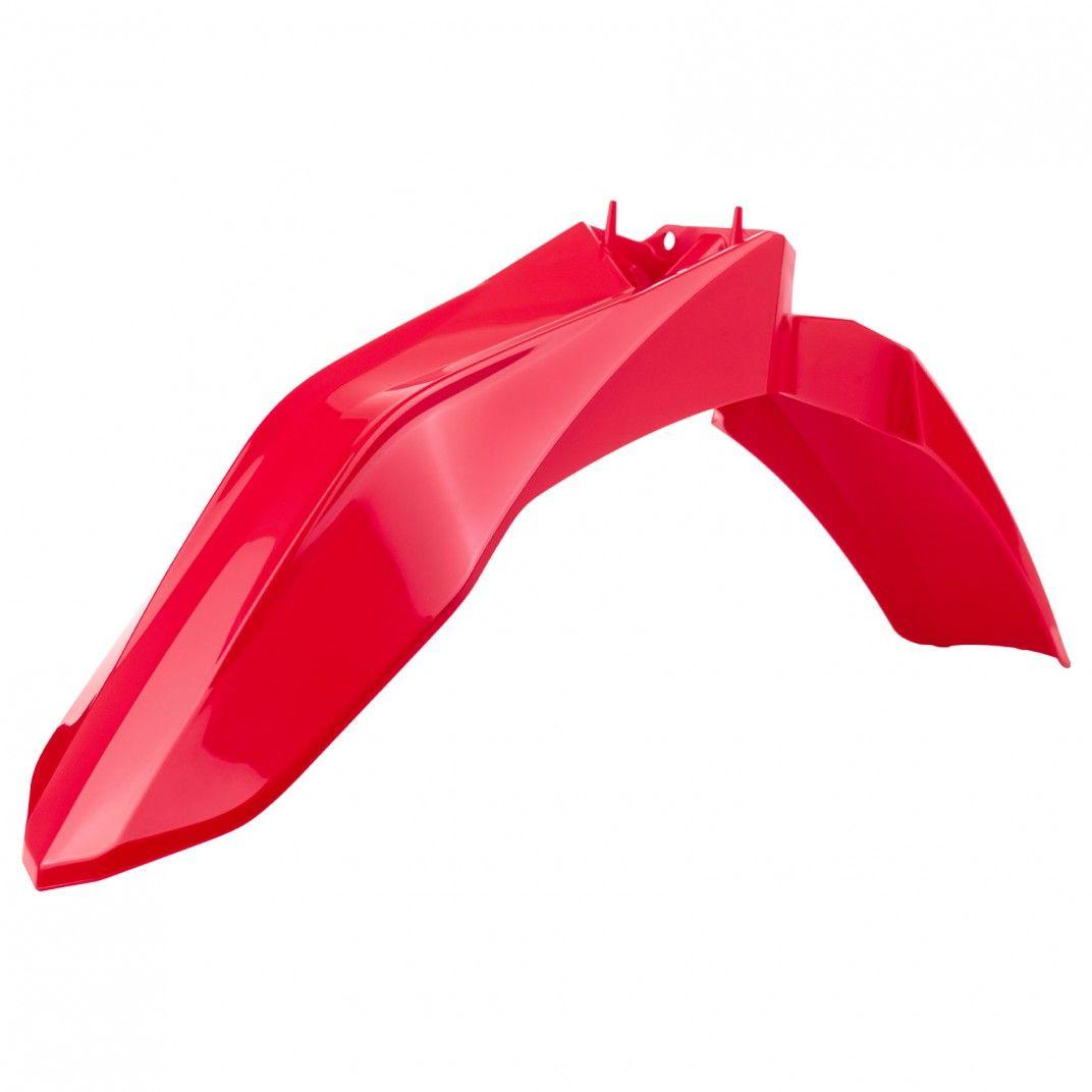 Rieju MR250/300 - Guarda-Lamas da Frente Vermelho - Modelos 2021