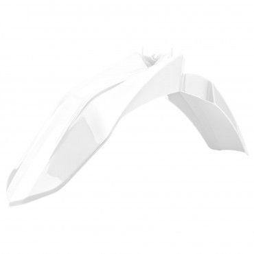 Rieju MR250/300 - Garde-Boue Avant Blanc - Modèles 2021