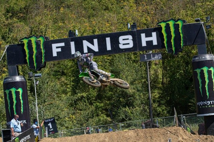 Farewell Clement Desalle - A Motocross Iconic Star