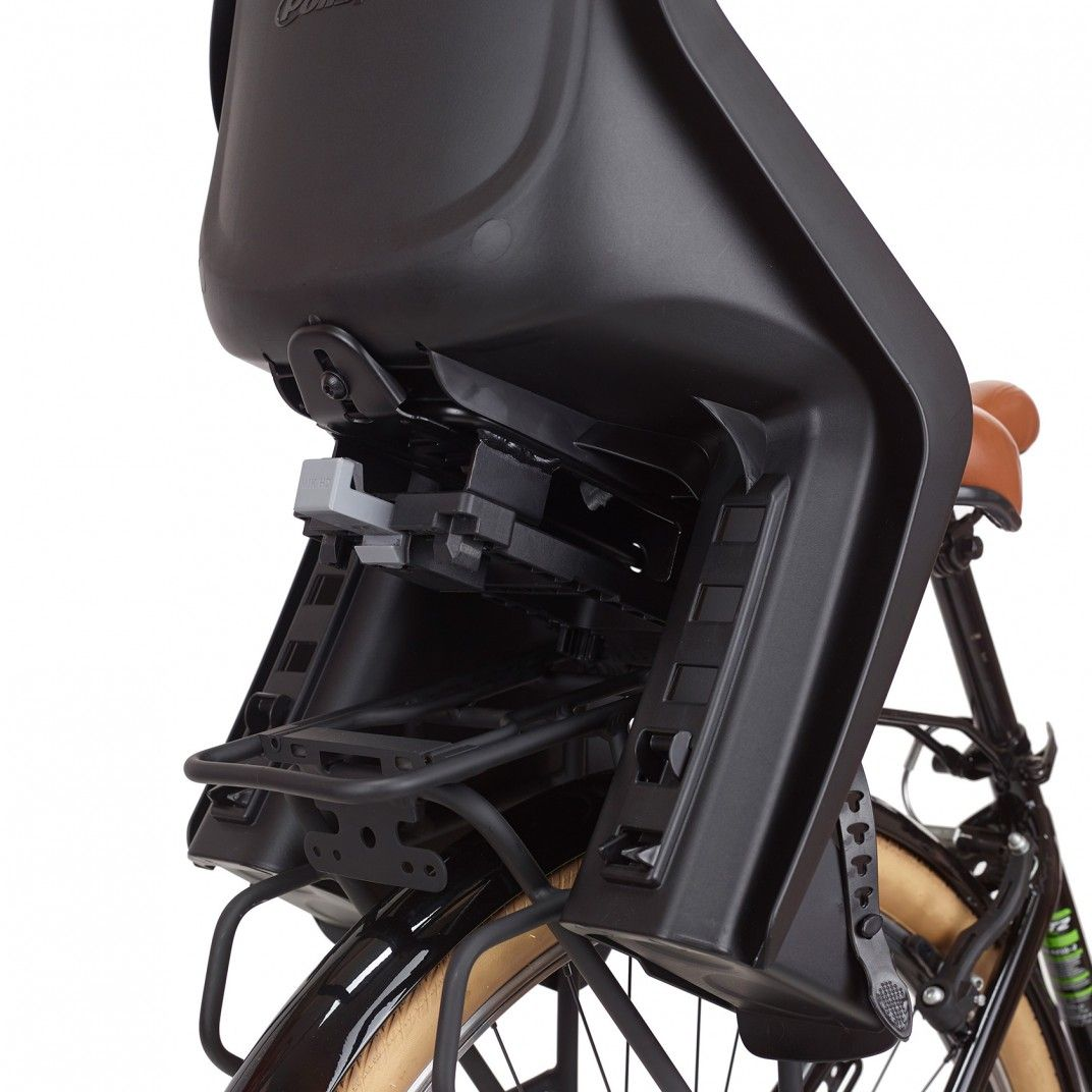Bubbly Maxi Plus - Child Bike Seat for Carriers with MIK HD