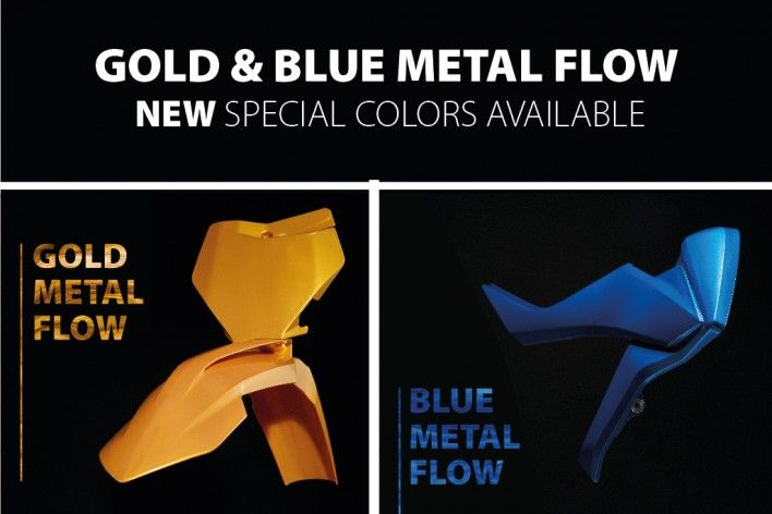 New Special Colors Now Available
