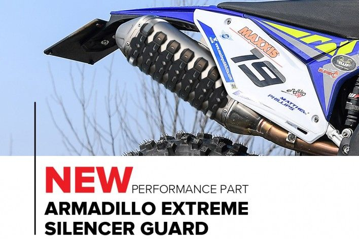 Armadillo Extreme Silencer Guard - New Performance Part