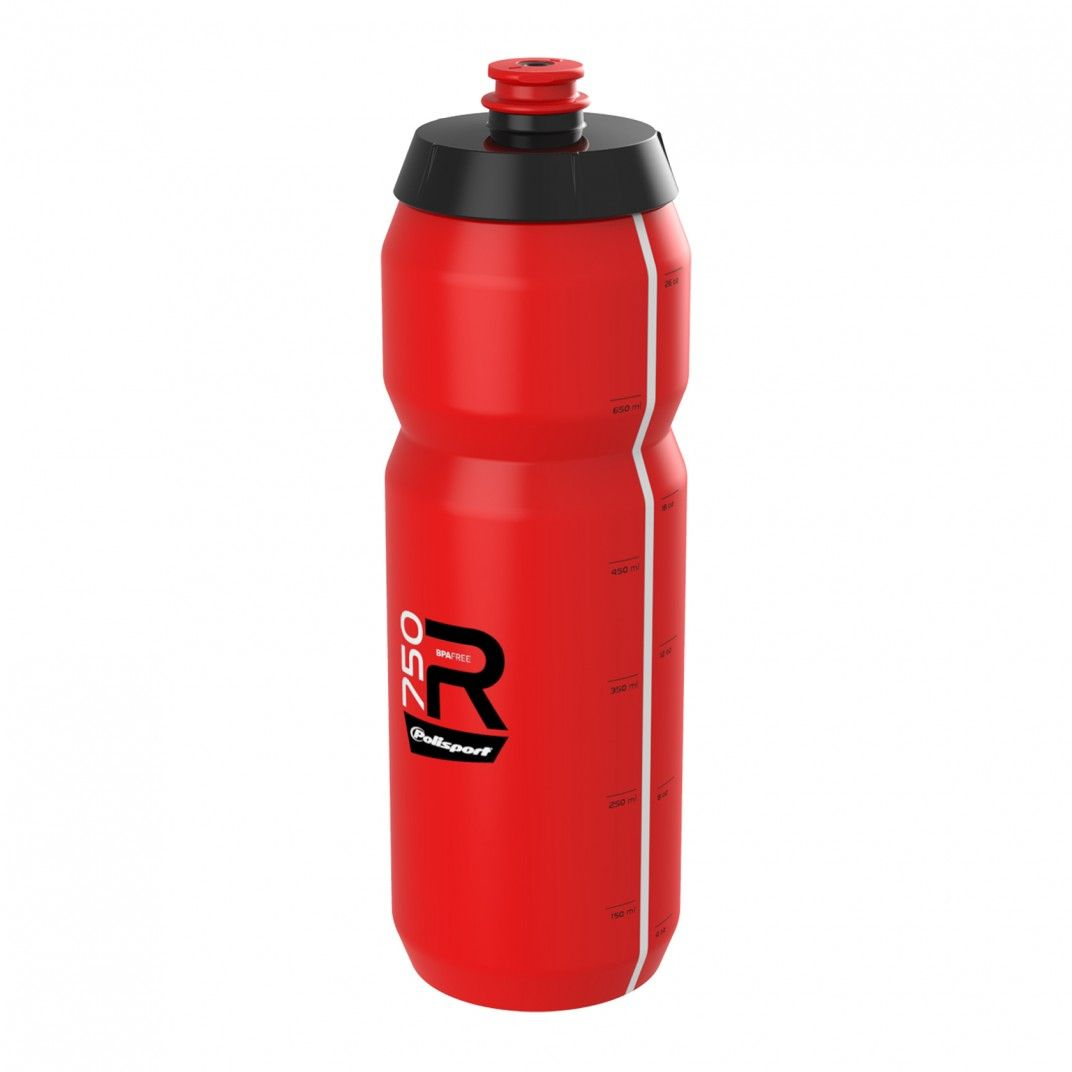 R750 - Lightweight Sport Bottle 750ml Red