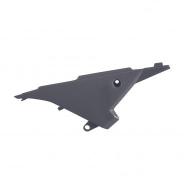 Beta RR 2T,4T - Airbox Cover Nardo Grey - 2013-17 Models