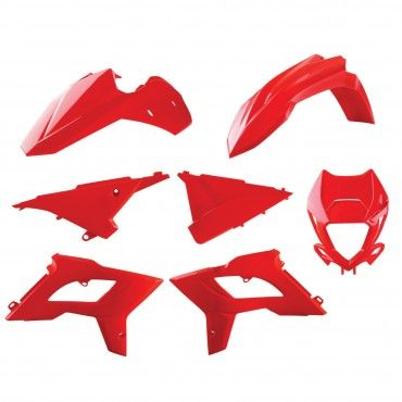 Beta RR 2T,4T - Restyling Kit Red Beta - 2013-17 Models