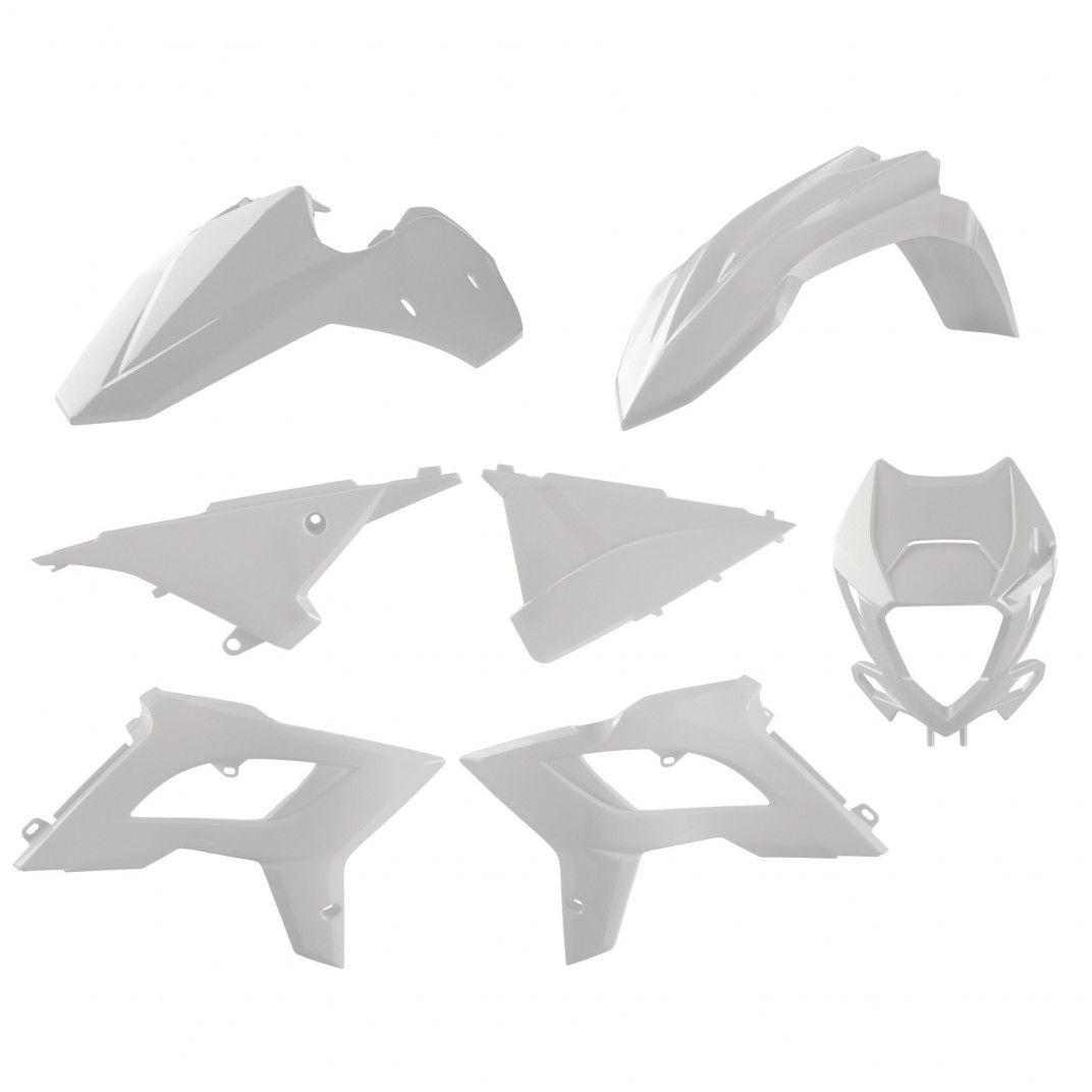 Beta RR 2T,4T - Restyling Kit White - 2013-17 Models