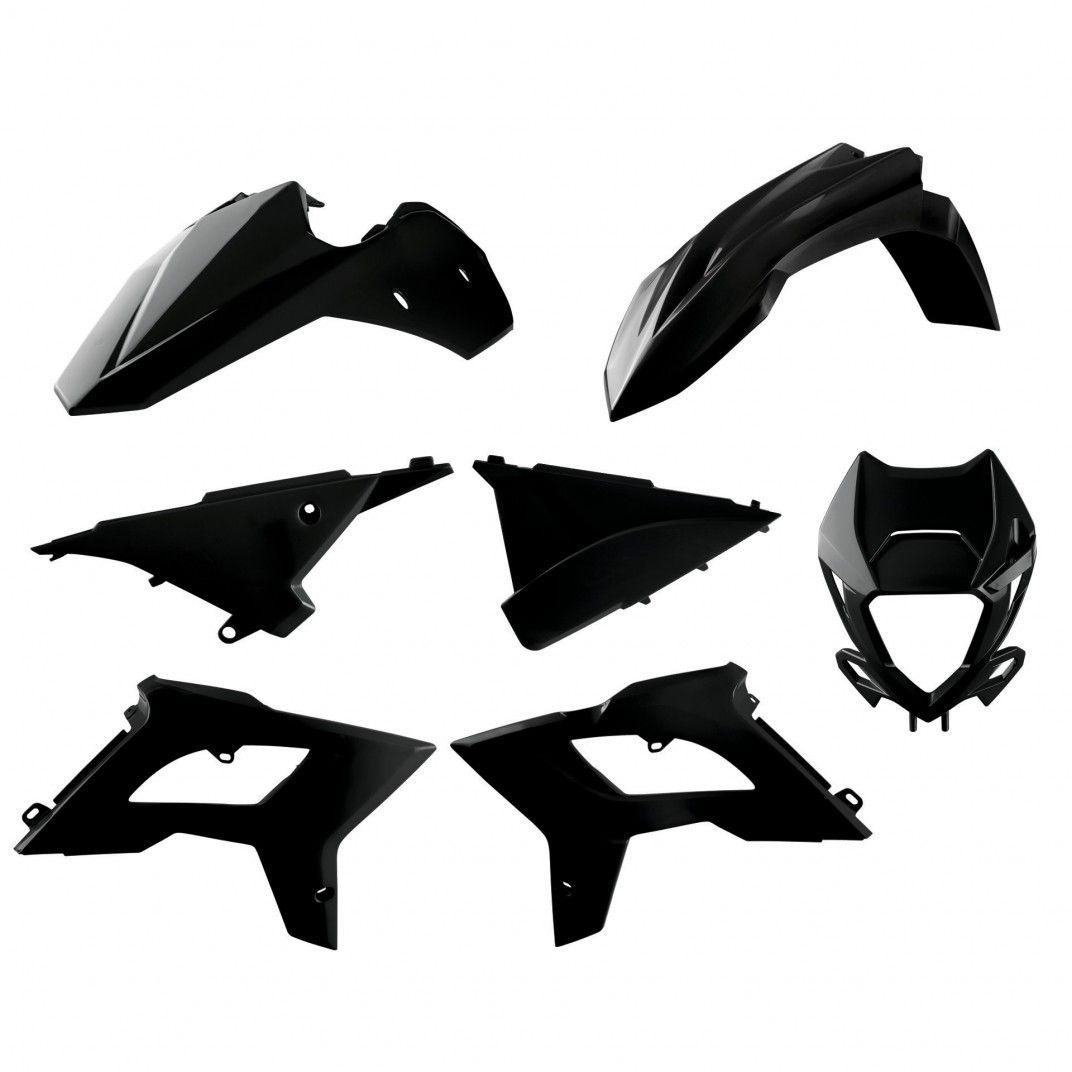 Beta RR 2T,4T - Restyling Kit Black - 2013-17 Models