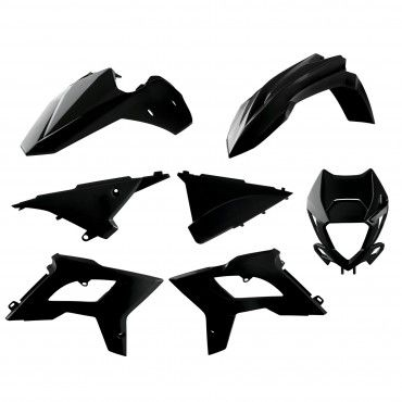 Beta RR 2T,4T - Restyling Kit Black - 2013-17 Models