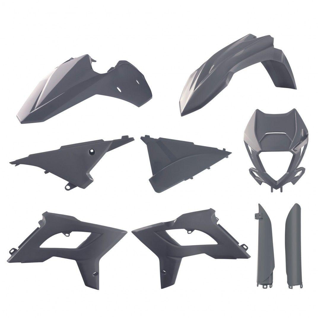 Beta RR 2T,4T - Restyling Kit Nardo Grey - 2013-17 Models