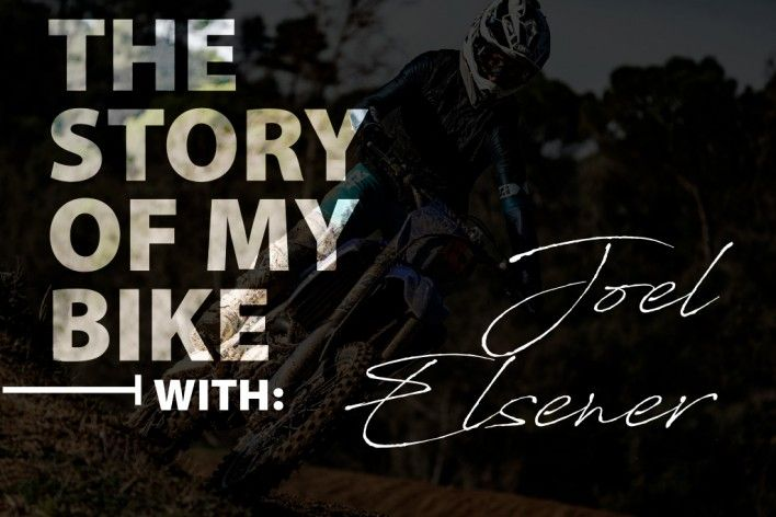The Story of My Bike with Joel Elsener