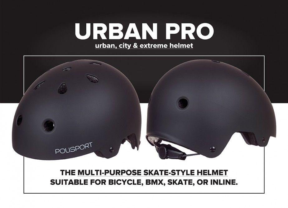 Urban Pro - The Multipurpose Urban Helmet