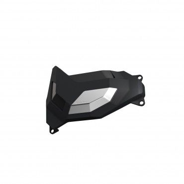 Yamaha MT-07 - Engine Cover Protector Black - Right Side - 2014-2021 Models