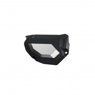 Yamaha Adventure Ténéré T7 - Engine Cover Protector Black - Left Side - 2019-2021 Models