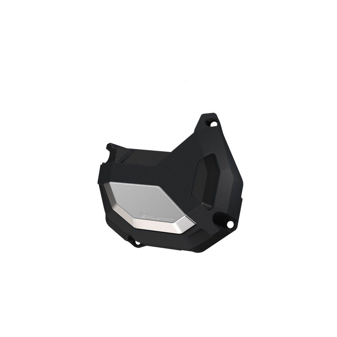 Kawasaki Ninja 650 - Engine Cover Protector Black - Left Side - 2017-2021 Models