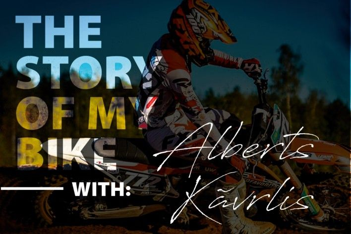 The Story of My Bike with Alberts Kãrlis