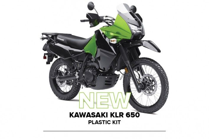 KLR 650 Plastic Kit