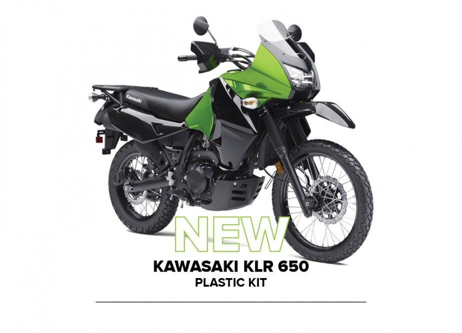 KLR 650 Plastic Kit